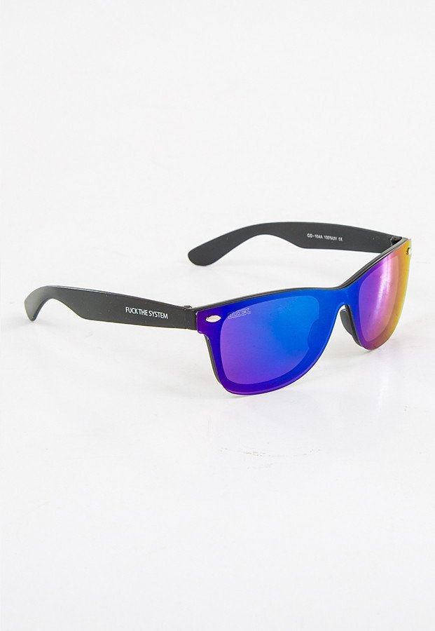 Okulary Blocx One Glass Blue 23