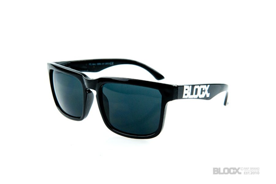 Okulary Blocx Square All Black 2015 58