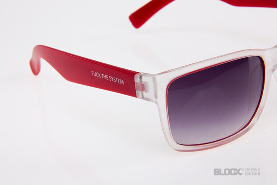 Okulary Blocx Style x Red 106