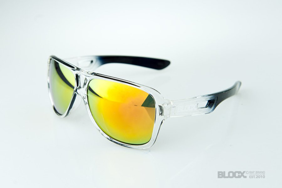 Okulary Blocx Vision Clear x  Black FTS 2015 51