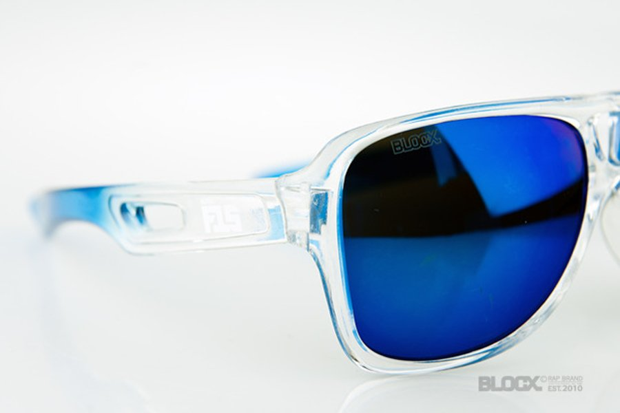 Okulary Blocx Vision Clear x Blue FTS 2015 52