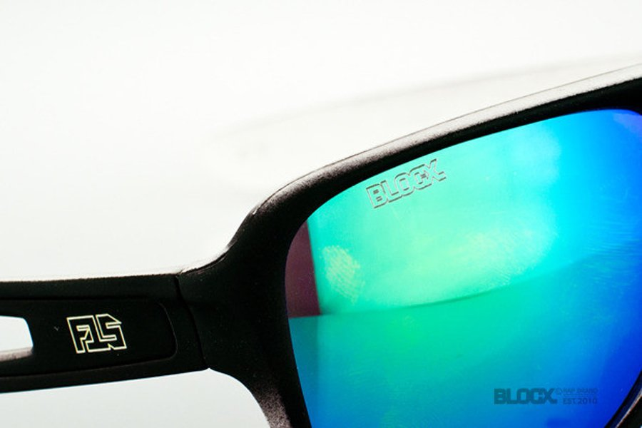 Okulary Blocx Vision FTS X White Mat 29