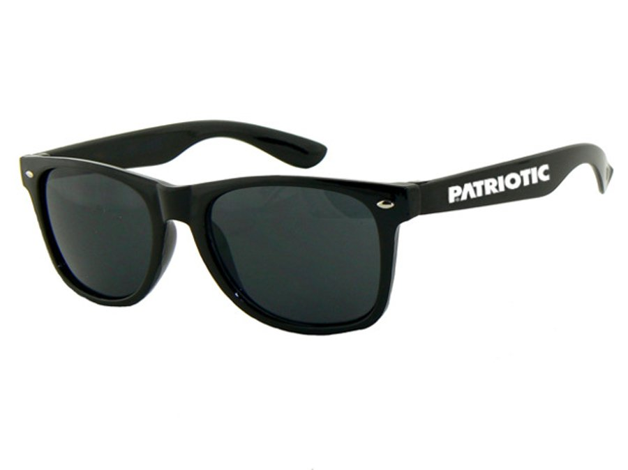 Okulary Patriotic Classic Black 5333