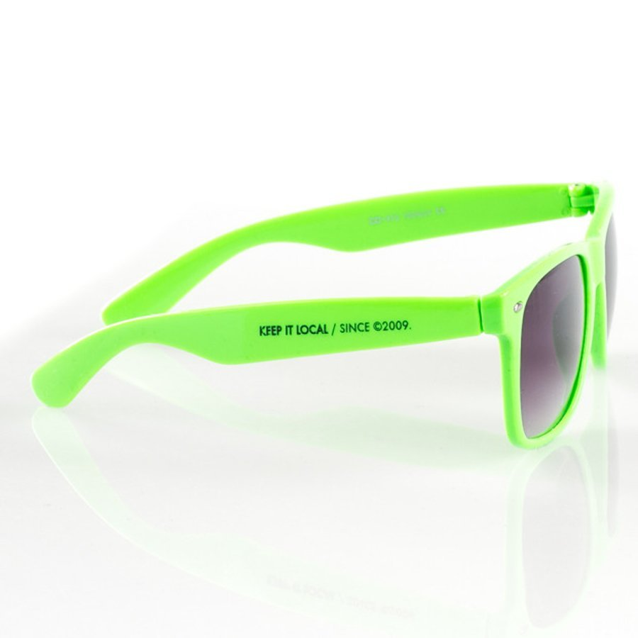 Okulary Patriotic Classic Glass Green 3224