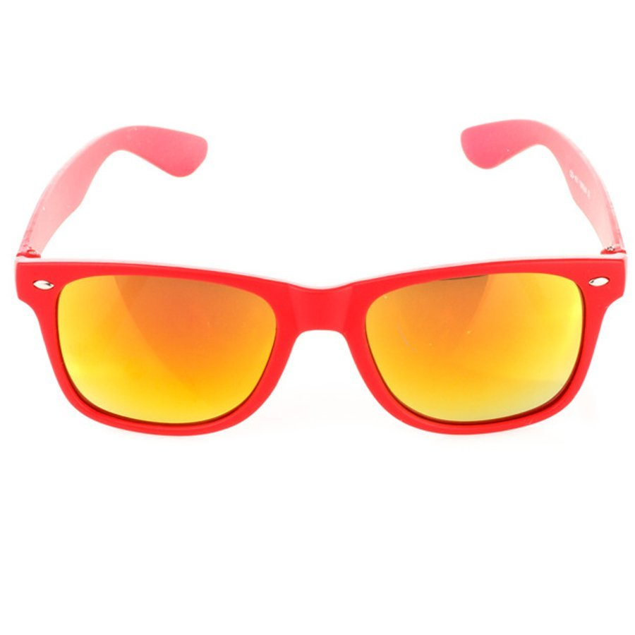 Okulary Patriotic Classic Mat Red 3795