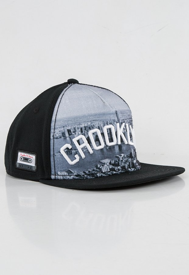 Snap Cayler & Sons Crooklyn Skyline czarny