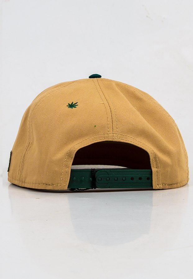 Snap Cayler & Sons Kushstock Cap beżowy