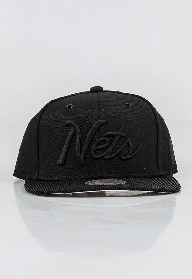 Snap Mitchell & Ness NBA Ancestral Brooklyn Nets