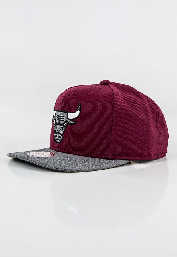 Snap Mitchell & Ness NBA Command Chicago Bulls