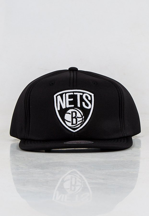 Snap Mitchell & Ness NBA Foam Brooklyn Nets