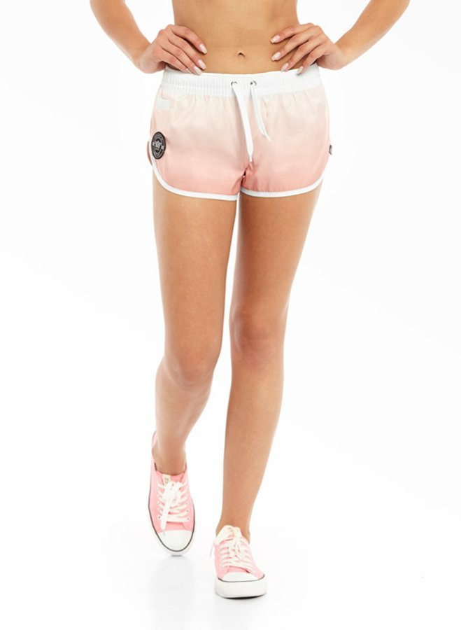 Spodenki Lucky Dice Summer Girl Tonal peach