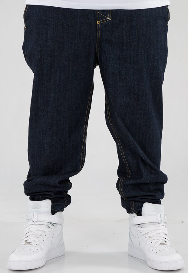 Spodnie Mass Jogger Drop Loose Fit rinse