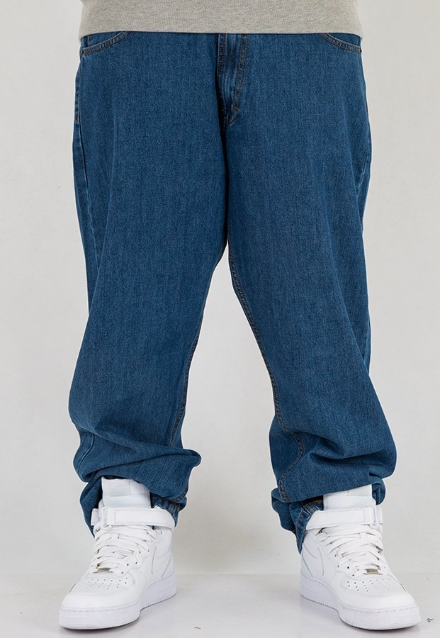 Spodnie SSG Classic Baggy medium blue