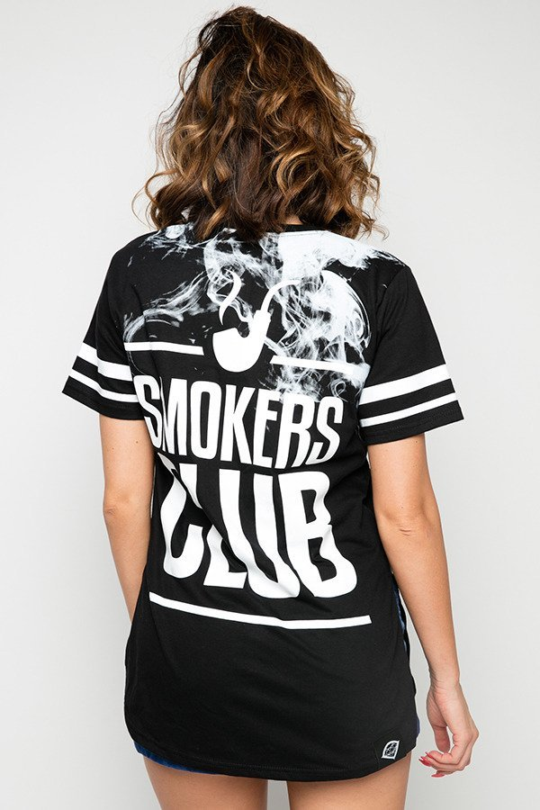T-shirt Diamante Wear Smoke Up czarny