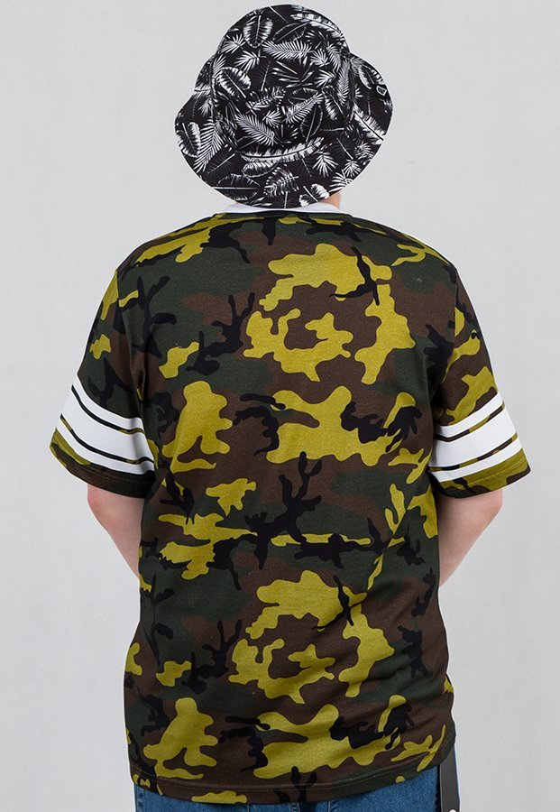 T-shirt Patriotic Shoulder camo
