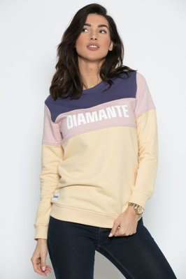Bluza Diamante Wear Rainbow Block