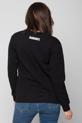 Bluza Diamante Wear Say No czarna