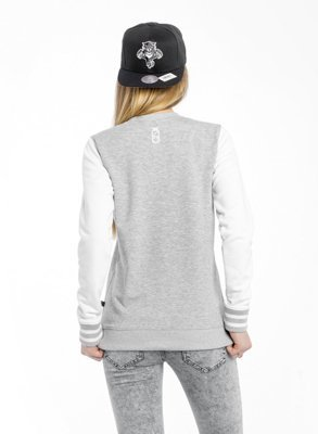 Bluza Lucky Dice New Crewneck Girl szara