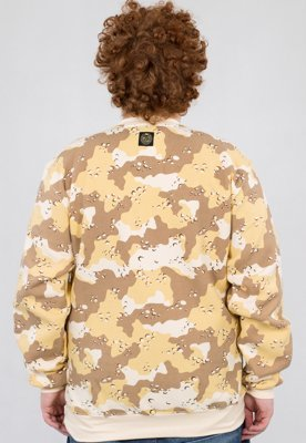 Bluza Mass Base desert camo