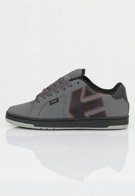 Buty Etnies Fader 2 Grey Black Red