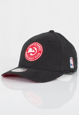 Czapka Flexfit Mitchell & Ness NBA 110 Low Pro Atlanta Hawks