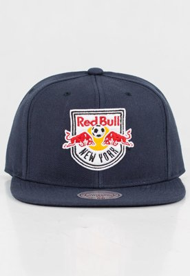 Czapka Snapback Mitchell & Ness NBA Team Colour Red Bull