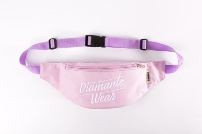 Nerka Diamante Wear Diamante Logo BIG jasno fioletowa