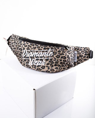 Nerka Diamante Wear Diamante Logo Big leopard