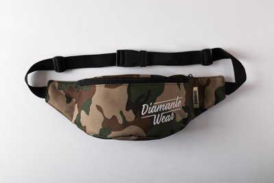 Nerka Diamante Wear Diamante Logo camo