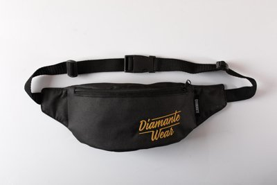 Nerka Diamante Wear Diamante Logo czarno złota