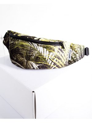 Nerka Diamante Wear Tropical Print