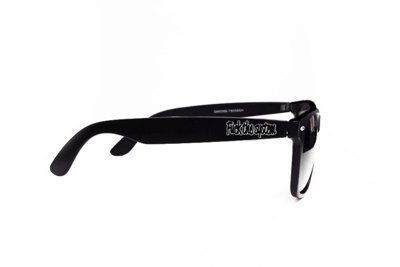 Okulary Blocx Baseball Black 204