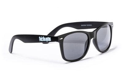Okulary Blocx Baseball Black 206