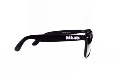 Okulary Blocx Baseball Black 207