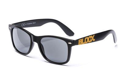 Okulary Blocx Black Mat x Gold 218