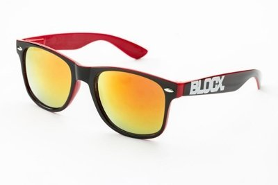 Okulary Blocx Black x Pink P6 306