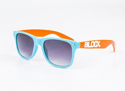 Okulary Blocx Blue x Orange