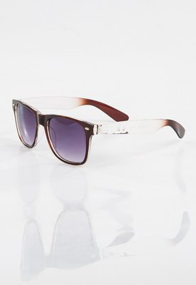 Okulary Blocx Clear X Brown 19