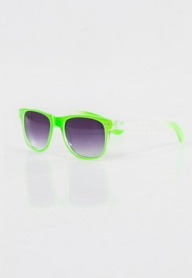 Okulary Blocx Clear x Green 46