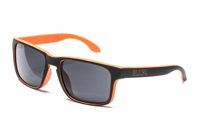Okulary Blocx Freestyle Black x Orange Polarized 013