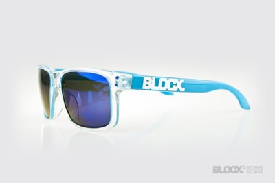 Okulary Blocx Freestyle Clear x Blue 75