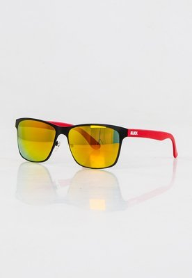 Okulary Blocx New Age Black x Red Mirror 2015 82
