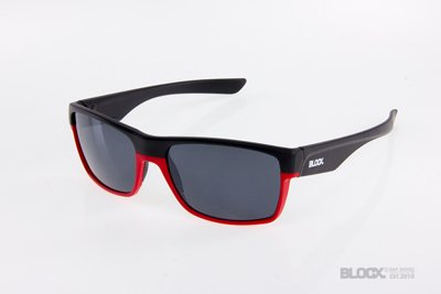 Okulary Blocx Shark Black x Red 2015 87
