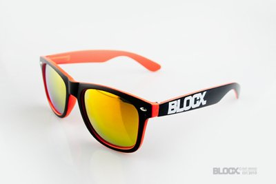 Okulary Blocx Shine x Orange Mirror 2015 61