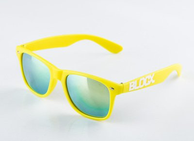 Okulary Blocx Yellow