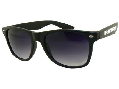 Okulary Patriotic Classic Black Violet 694
