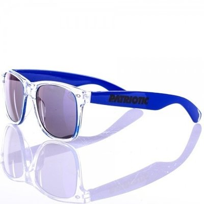 Okulary Patriotic Glass Blue 3021