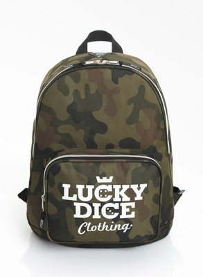 Plecak Lucky Dice Simple LD camo