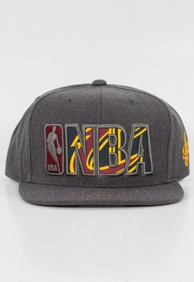 Snap Mitchell & Ness NBA Insider Reflective Cleveland Cavaliers