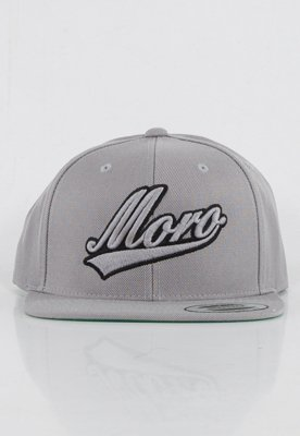 Snap Moro Sport Big Baseball szary